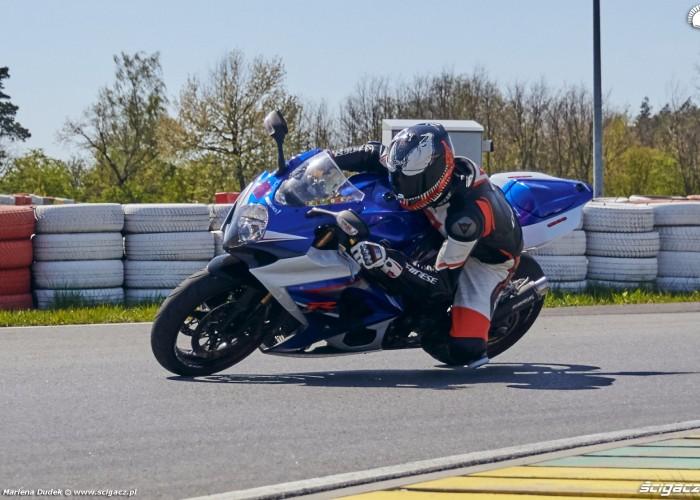 131 Tor Modlin Track Day Motocykle