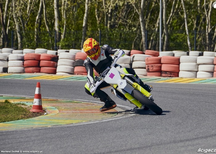 133 Tor Modlin Track Day Motocykle