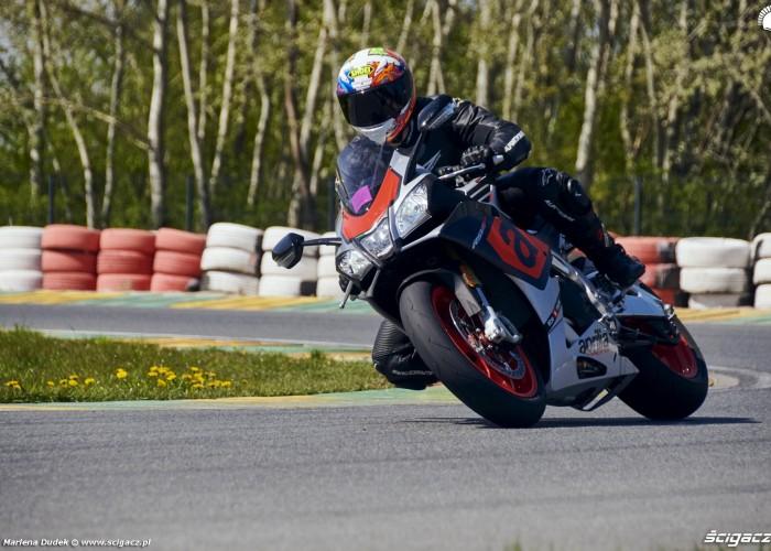 140 Tor Modlin Track Day Motocykle