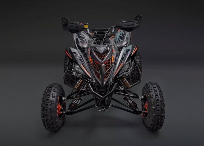 02 Quad z silnikiem KTM 1290 Super Adventure S Atv Swap Garage przod
