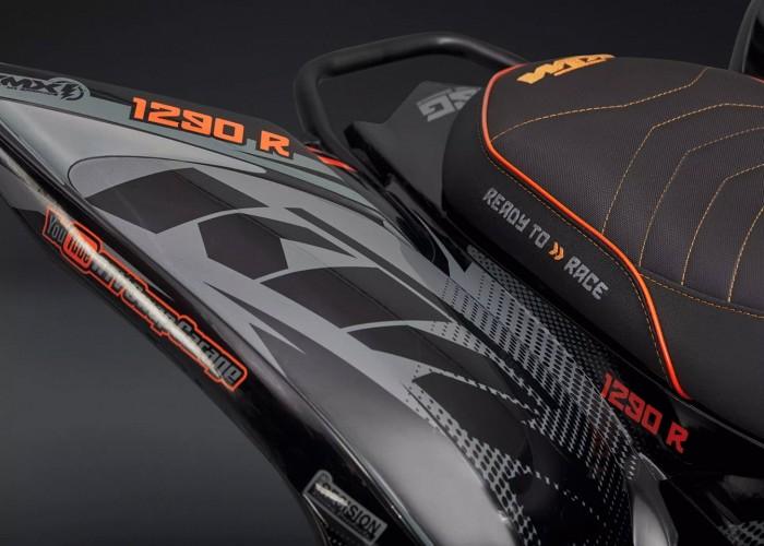 13 Quad z silnikiem KTM 1290 Super Adventure S detale