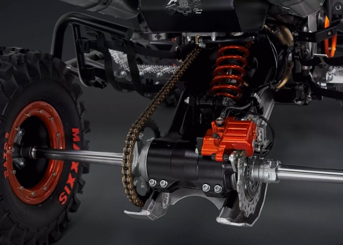 18 Quad z silnikiem KTM 1290 Super Adventure S naped