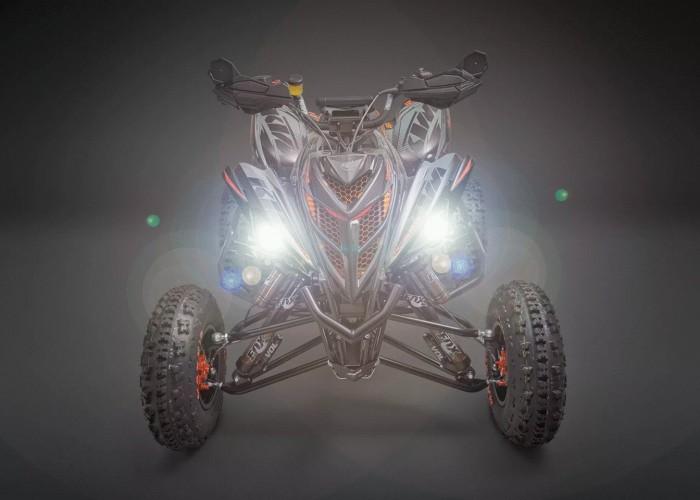 23 Quad z silnikiem KTM 1290 Super Adventure S swiatla