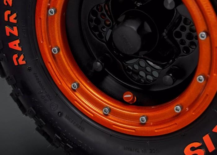 24 Quad z silnikiem KTM 1290 Super Adventure S Atv Swap Garage felga
