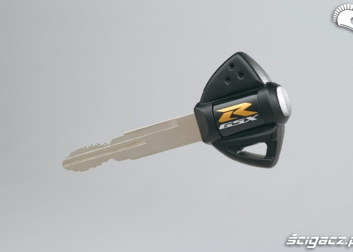 2010 gsx-r1000 limited kluczyk