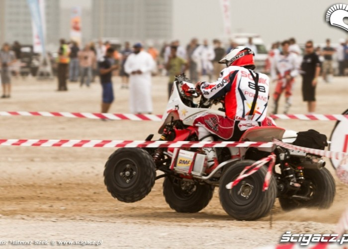 Abu Dhabi Desert Challenge 2012 Prolog