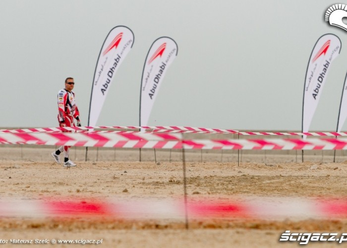 Abu Dhabi Desert Challenge 2012 Rafal Sonik