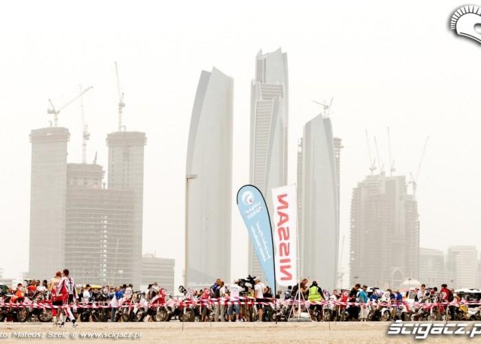Abu Dhabi Desert Challenge 2012 miasto