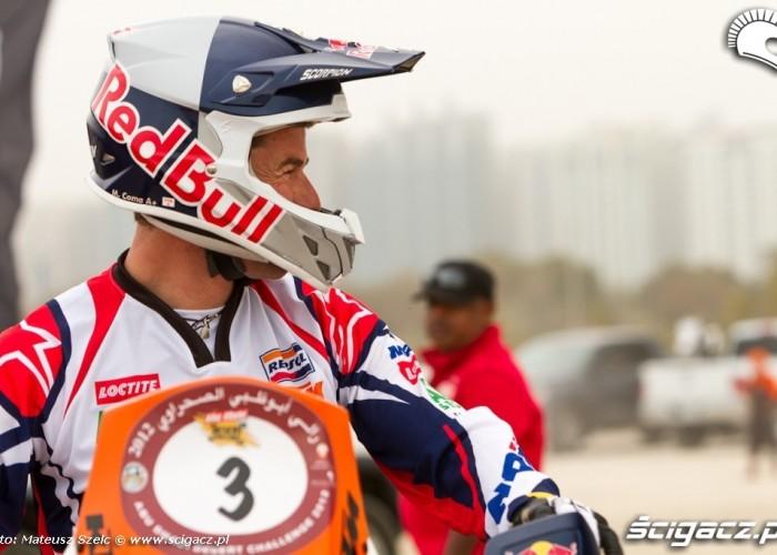 Abu Dhabi Desert Challenge 2012 zawodnicy