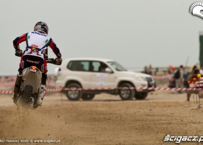 KTM na Abu Dhabi Desert Challenge 2012