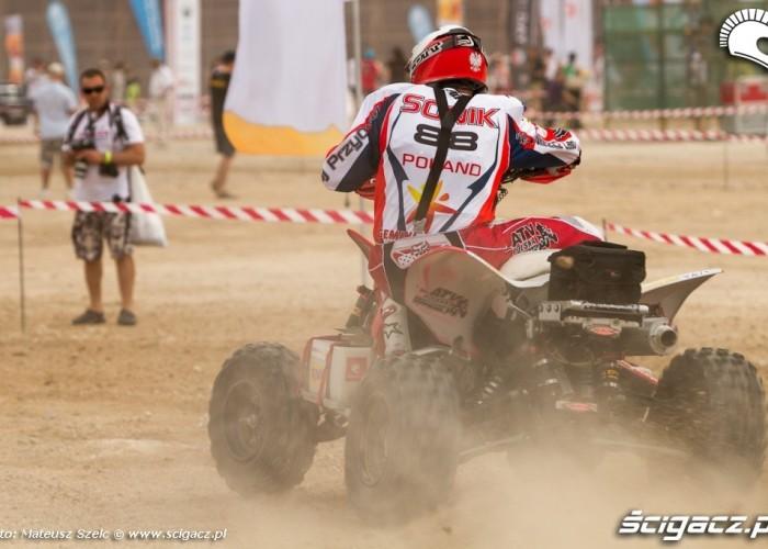 Prolog Abu Dhabi Desert Challenge 2012