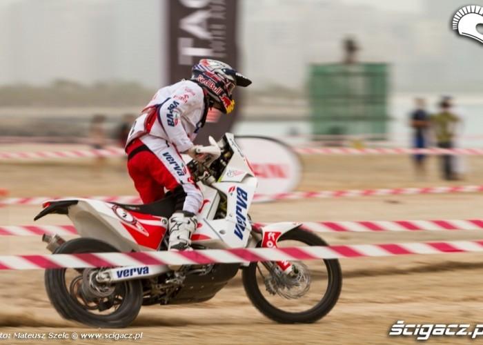 Przygonski Abu Dhabi Desert Challenge 2012