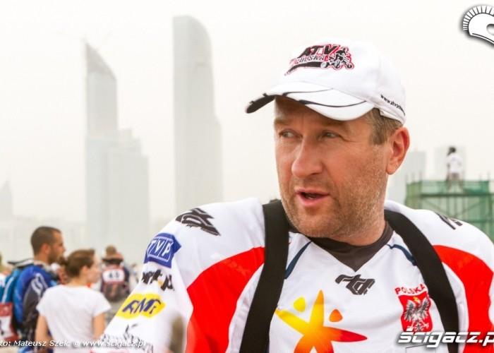 Rafal Sonik Abu Dhabi Desert Challenge 2012