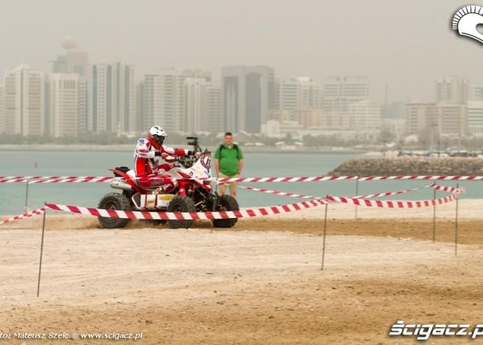 Sonik Abu Dhabi Desert Challenge 2012