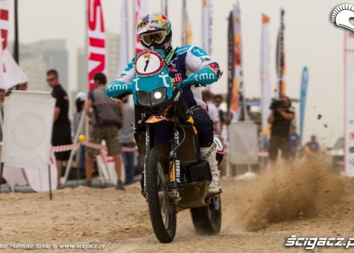 Yamaha Abu Dhabi Desert Challenge 2012