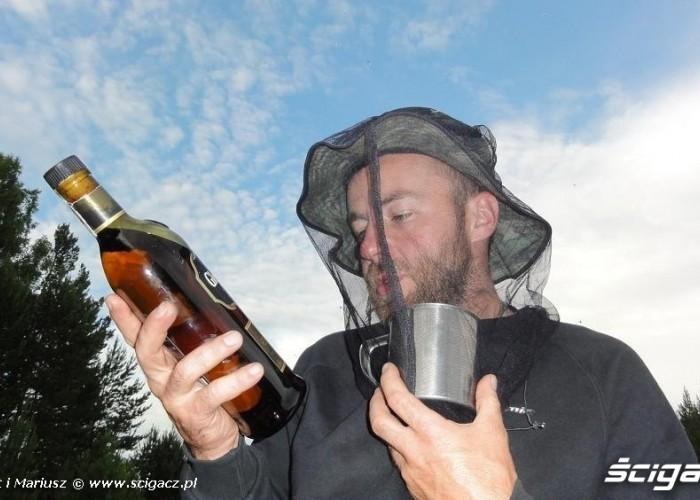meszki i komary wyprawa motocyklem do Magadanu