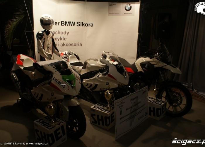 Sikora BMW rozdanie