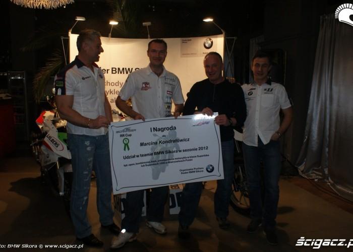 team BMW Sikora