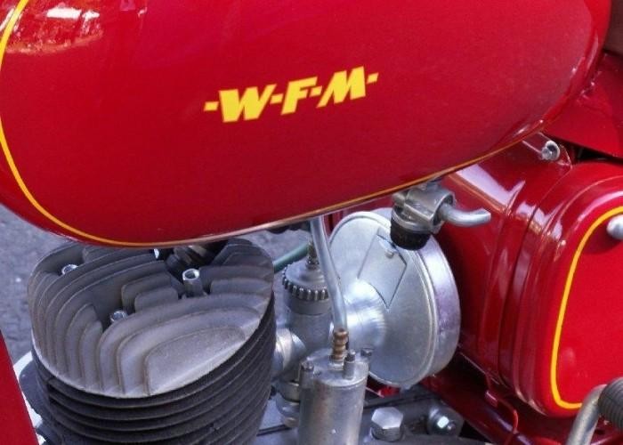 WFM odrestaurowana Motobazar w Warszawie 18-19 wrzesnia
