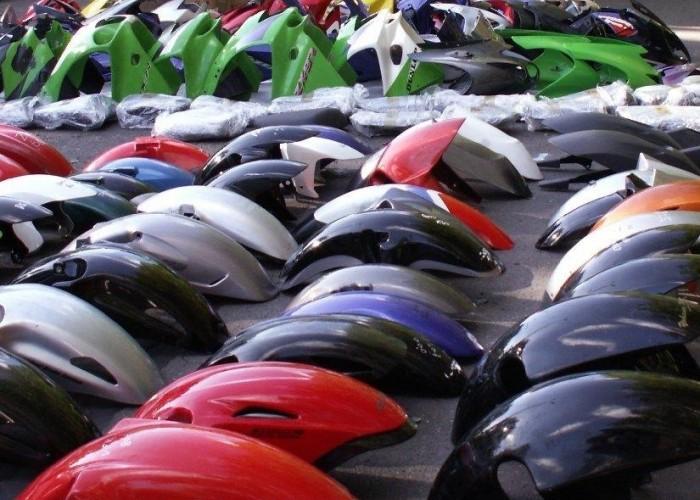 blotniki plastiki Warszawski Bazar Motocyklowy 18-19 wrzesnia