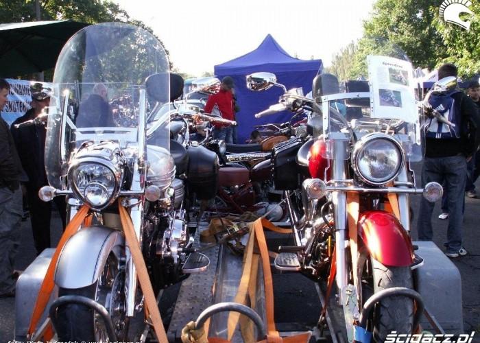 harleye Warszawski Bazar Motocyklowy 18-19 wrzesnia