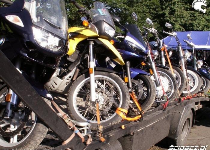 motocykle na lawecie Mototarg Warszawa 18-19 wrzesnia