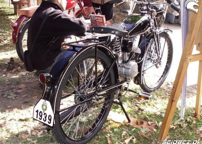 motorower Z prawdziwego zdarzenia Mototarg Warszawa 18-19 wrzesnia