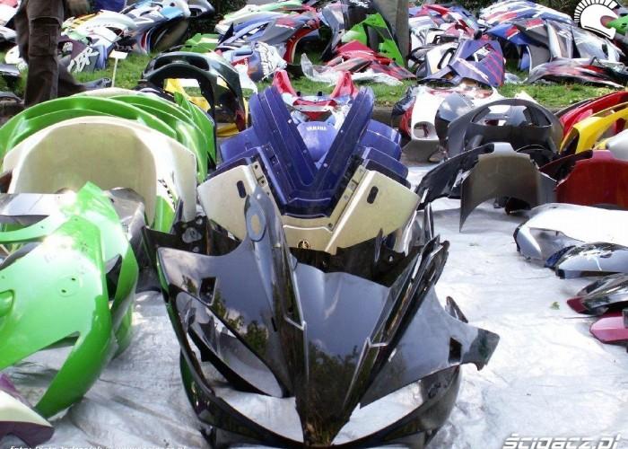 owiewki do motocykli Mototarg Warszawa 18-19 wrzesnia