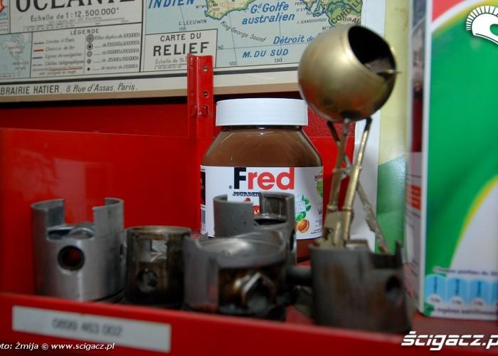 Nutella Fred edition