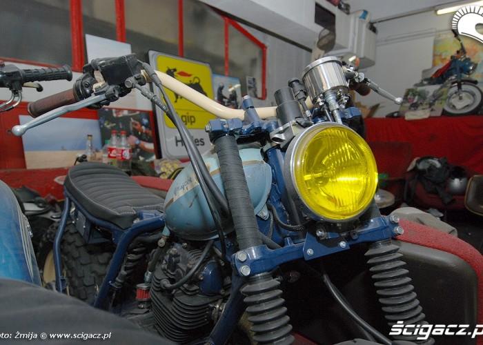 Stare motocykle Blitz