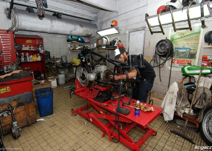 Warsztat Blitz Motorcycles