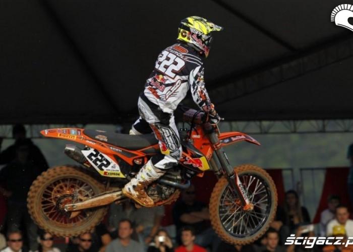 Cairoli Mistrzostwa Swiata Motocross w Brazyli 2012