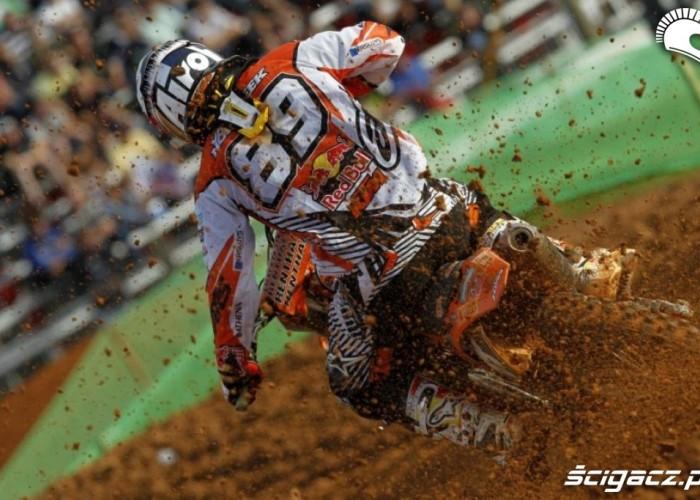 KTM Mistrzostwa Swiata Motocross Brazylia 2012
