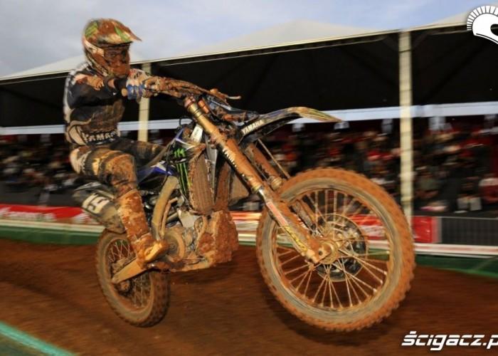 Mistrzostwa Swiata MX w Brazyli 2012 Carrero bloto