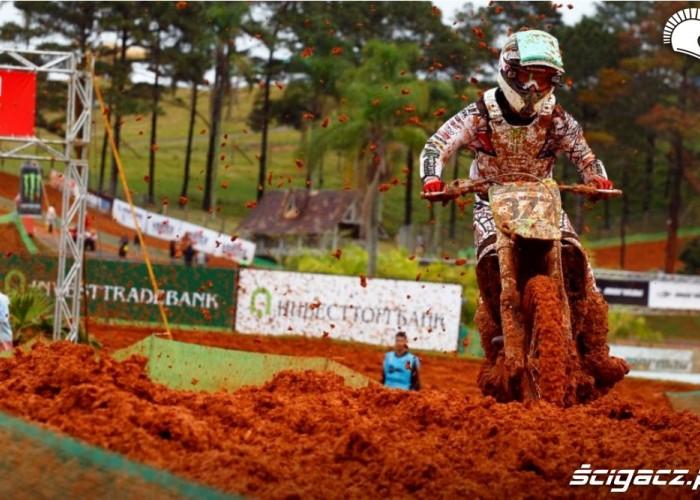 Mistrzostwa Swiata MX w Brazyli 2012 bloto
