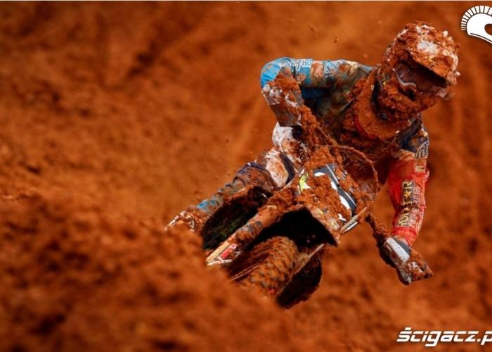 Mistrzostwa Swiata MX w Brazyli 2012 warunki