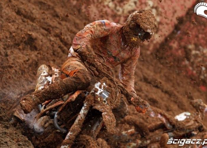 Mistrzostwa Swiata Motocross Brazylia 2012 warunki