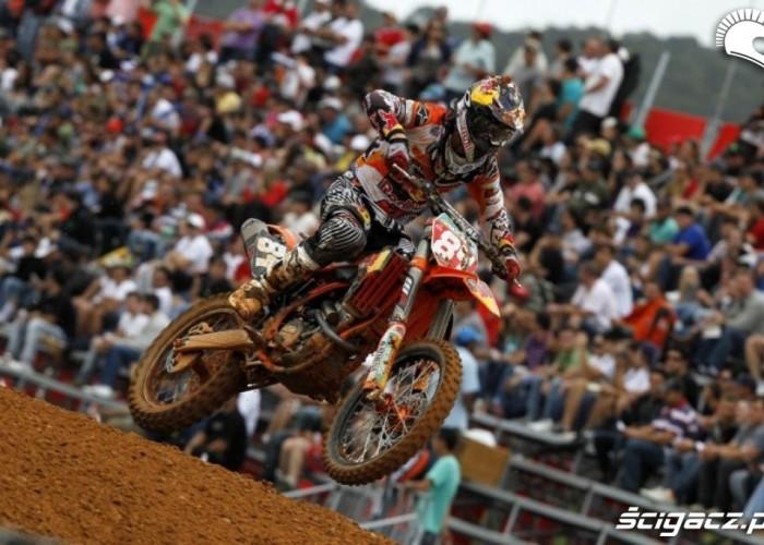Mistrzostwa Swiata Motocross w Brazyli 2012