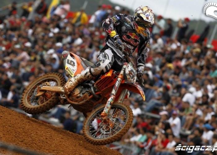 Mistrzostwa Swiata Motocross w Brazyli 2012 KTM