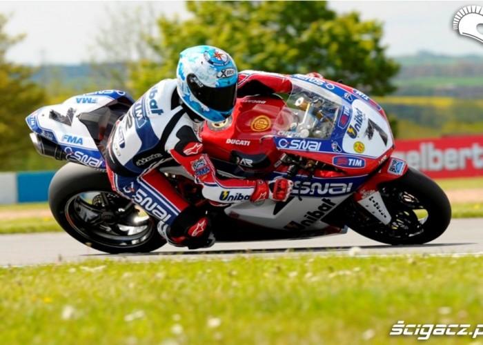 Althea Racing Team Donington Park Superbike