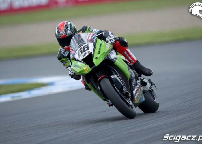 Donington Park Superbike kawasaki