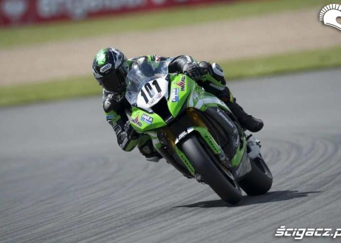 Donington Park Superbike kawasaki 101