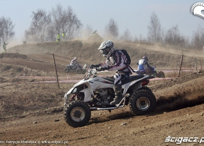 Cross Country Strykow Yamaha