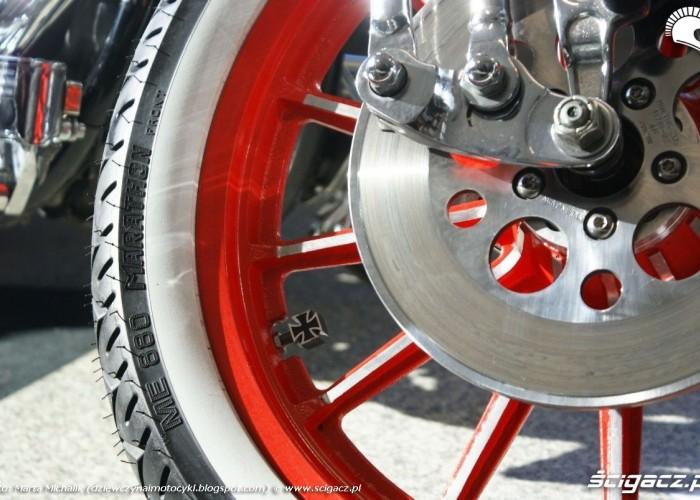 wystawa motocykli customowych - Custom Festival