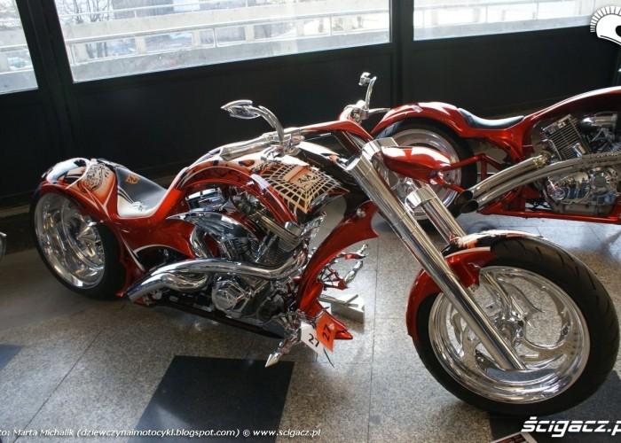 wystawa motocykli customowych - Custom Festival (2)