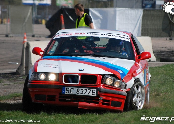BMW 3 drifty Bemowo