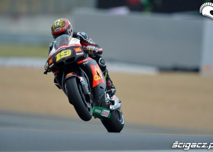 Bautista MotoGP Le Mans