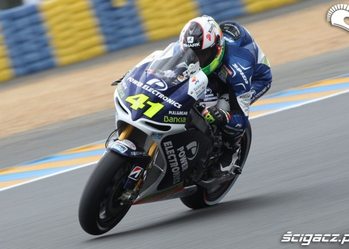 DePuniet MotoGP Le Mans