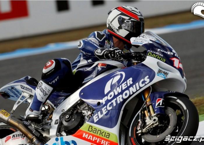 DePuniet MotoGP Le Mans 2012