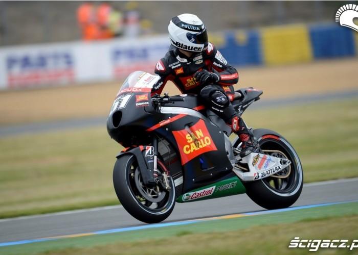 Pirro MotoGP Le Mans